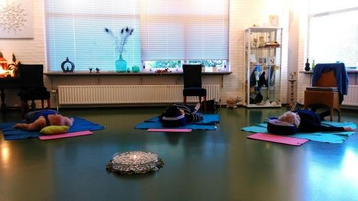 mantelzorgdag yoga