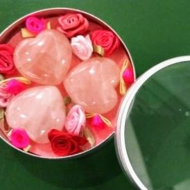 hartjes rozenkwarts